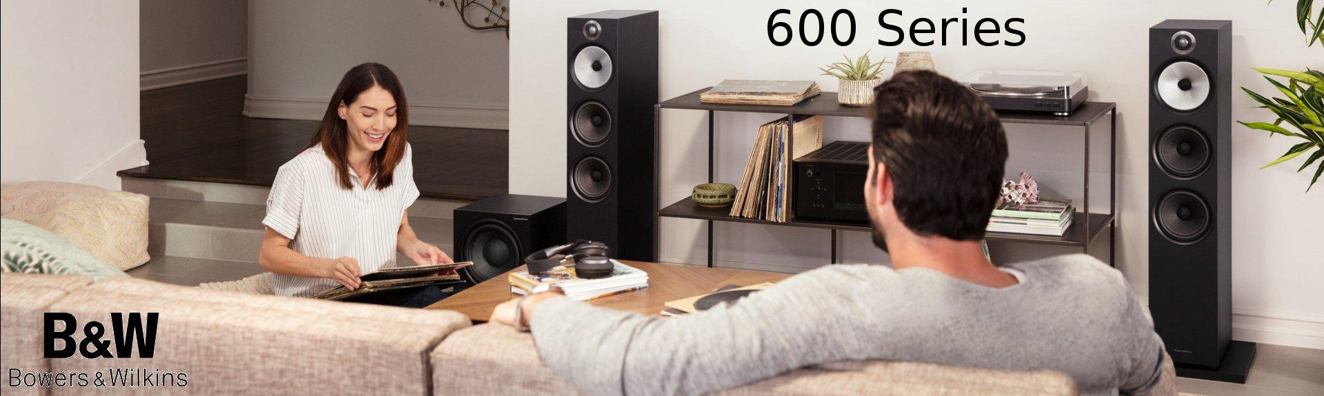 B&W 600 Series