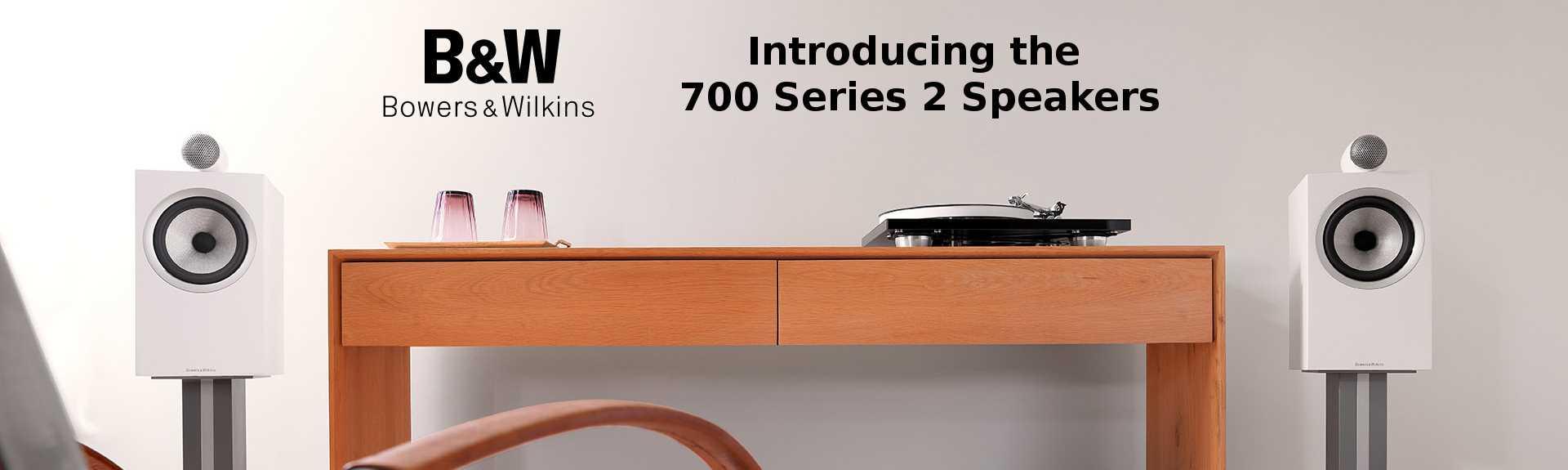 B&W 700s2