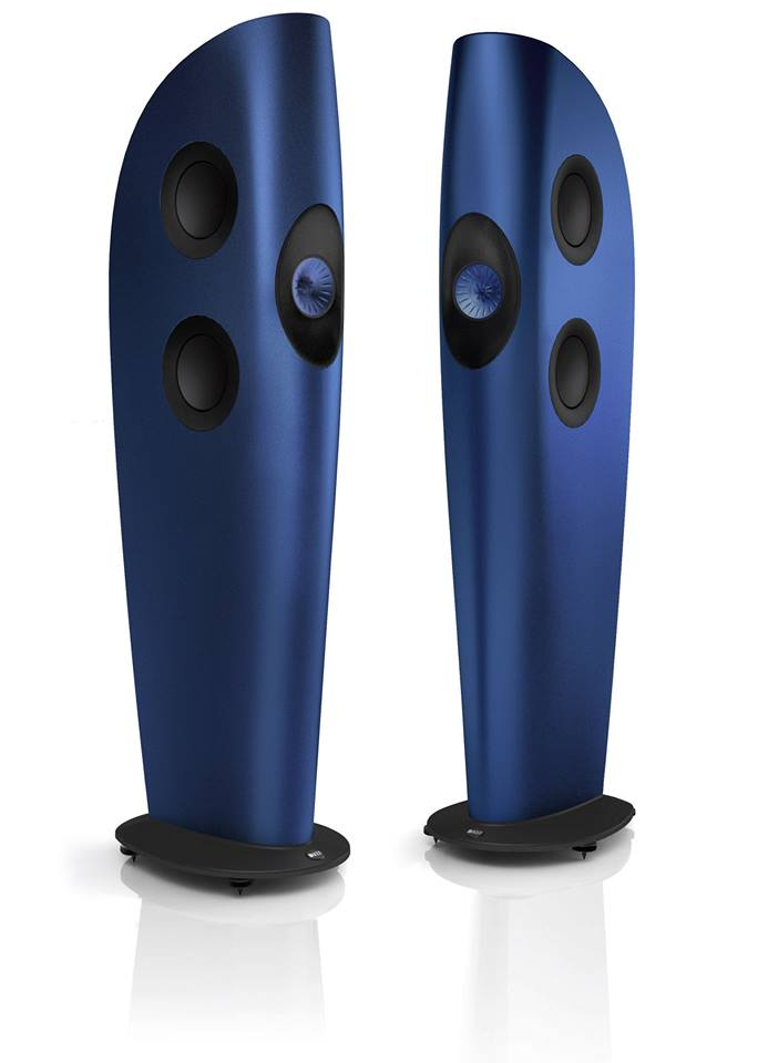 KEF Blade 2 Debut at Whittlebury Hall National Audio Show