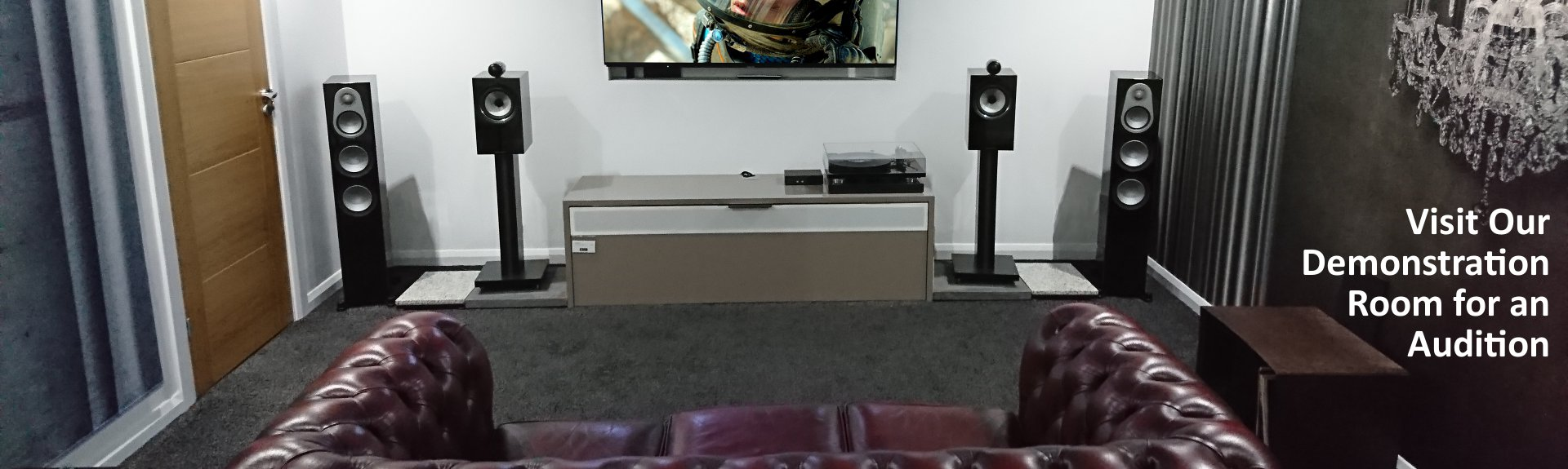 Visit Our Demo Room