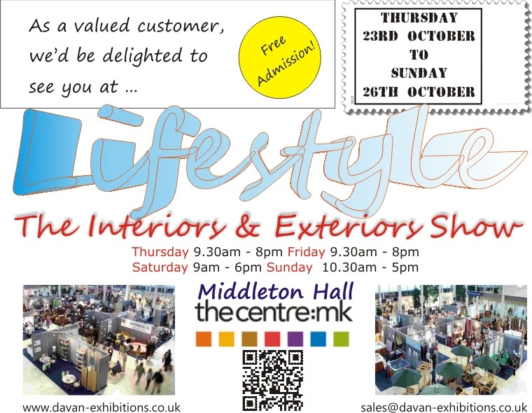 MK Lifestyle Interior and Exterior Show