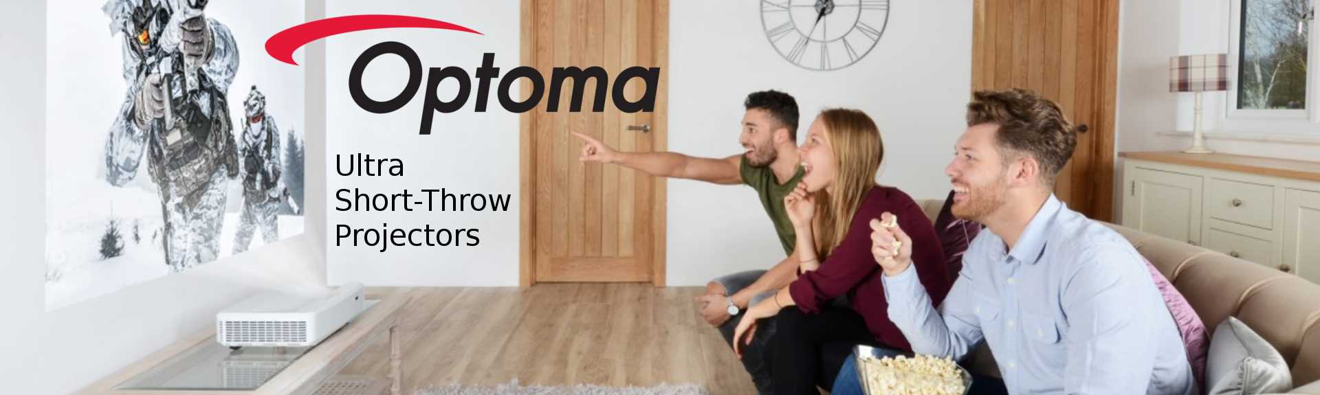 Optoma UltraShortThrow