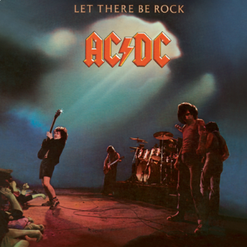 LP AC/DC - Let There Be Rock
