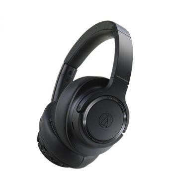 Audio Technica ATH-SR50BT Bluetooth Headphones Black