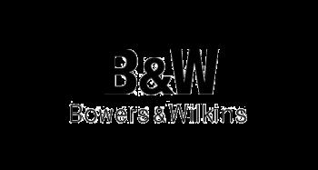B&W Grille CM4 Grey (Pair)