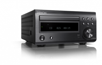 Denon RCDM41DAB Mini CD/Receiver Black - OrtonsAudioVisual