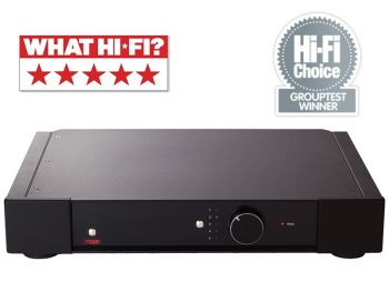 Rega Elex-R Integrated Amplifier - Ortons AudioVisual