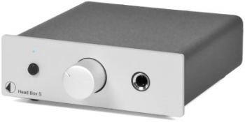 Project Head Box S Silver - Ortons AudioVisual