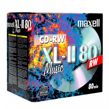 Maxell CDRW-XLII80 - OrtonsAudioVisual