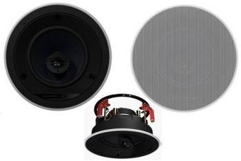 B&W CCM663 Ceiling Speakers White pair - Ortons AudioVisual