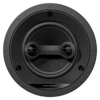 B&W CCM664SR Stereo Speaker White - Ortons AudioVisual