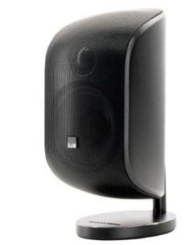B&W M1 Mk II Single Speaker Matte Black - Ortons AudioVisual Online