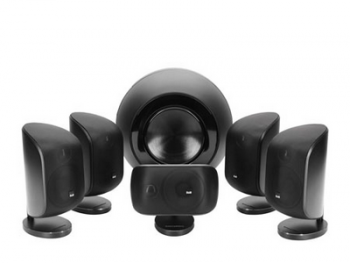 B&W MT60D 5.1 Speaker Package - Black - Ortons AudioVisual