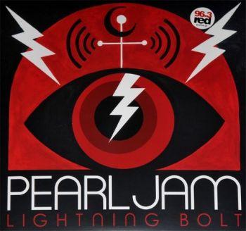 LP Pearl Jam / Lightning Bolt - Ortons AudioVisual