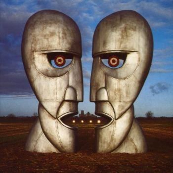 LP Pink Floyd / Division Bell - Ortons AudioVisual
