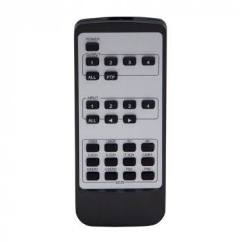 Blustream REM44 Remote Control - Ortons AudioVisual