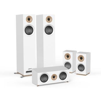 Jamo Studio 805 HCS 5.0 Package White OrtonsAudioVisual