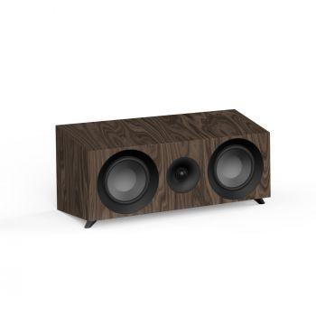 Jamo Studio 81CEN Centre Speaker Walnut OrtonsAudioVisual