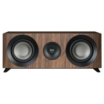 Jamo Studio 83CEN Centre Speaker Walnut OrtonsAudioVisual.