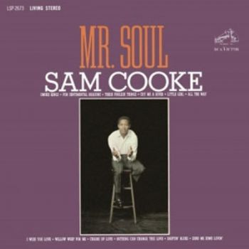 LP Sam Cooke / Mr Soul - Ortons AudioVisual