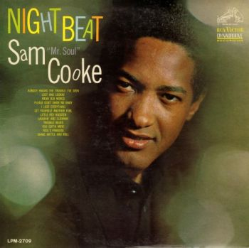 LP Sam Cooke / Night Beat - Ortons audiovisual