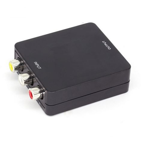 Ortons 3RCA --> HDMI Adaptor/Converter - OrtonsAudioVisual