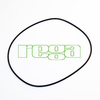 Rega Standard Drive Belt (Black) - Ortons AudioVisual