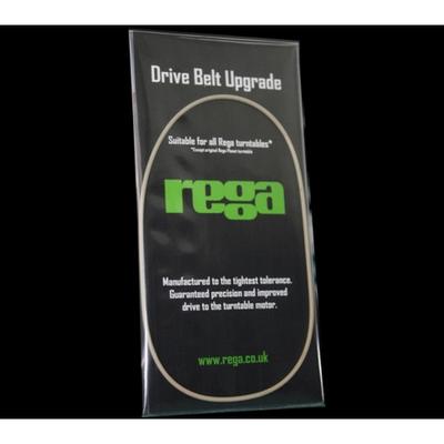 Rega Upgraded Drive Belt (White) - Ortons AudioVisual