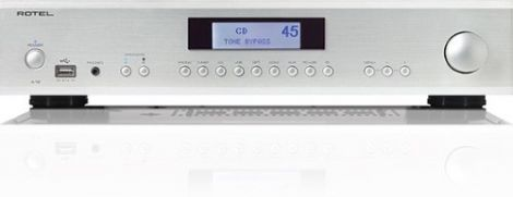 Rotel A12 60w Amplifier - Ortons AudioVisual
