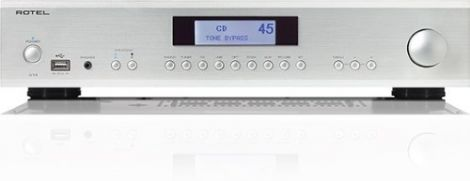 Rotel A14 80w Amplifier - Ortons AudioVisual