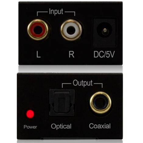 Blustream ADC11AU - Ortons AudioVisual