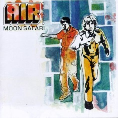 LP Air / Moon Safari - Ortons AudioVisual