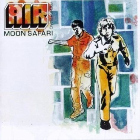 LP Air / Moon Safari (Phosphorant Glow)