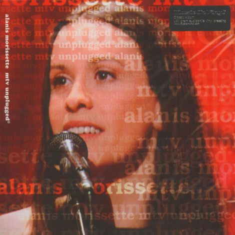 LP Alanis Morissette / MTV Unplugged (1LP)