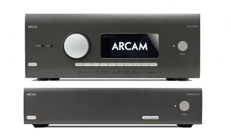 Arcam AVR10 & PA410 Combi Pack