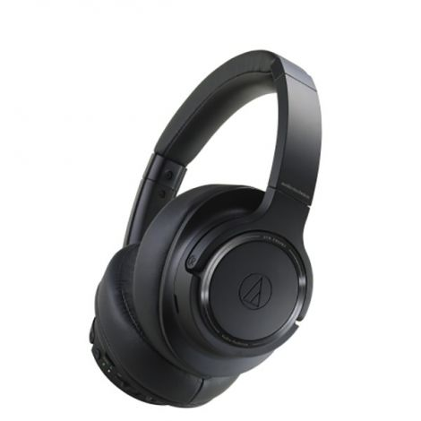 Audio Technica ATH-SR50BT Bluetooth Headphones Black