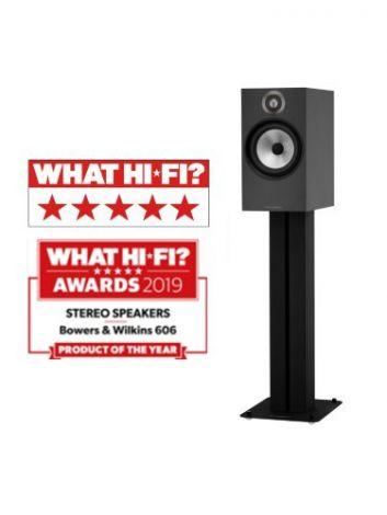 B&W 606 Speakers Black - OrtonsAudioVisual