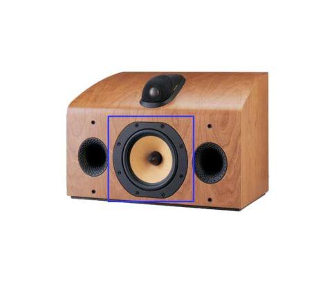 B&W HTM7 Bass Driver - OrtonsAudioVisual