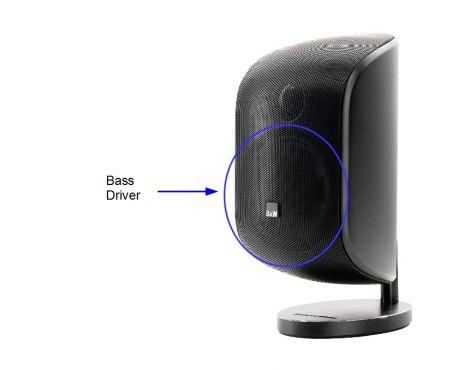 B&W Bass Driver M1 mk2 - LF02860 LF26514 - OrtonsAudioVisual