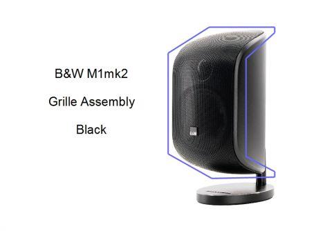 B&W M1mk2 Grille Assembly - OrtonsAudioVisual