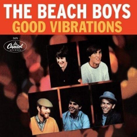LP Beach Boys / Good Vibrations - Ortons AudioVisual