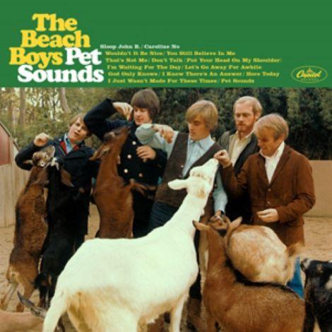 LP Beach Boys / Pet Sounds - Ortons AudioVisual