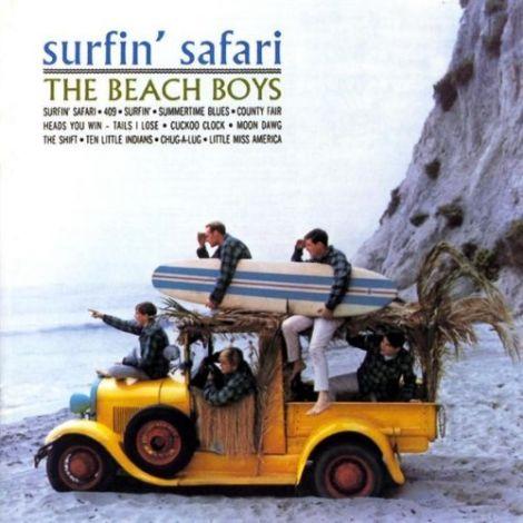 LP Beach Boys / Surfin Safari - Ortons AudioVisual
