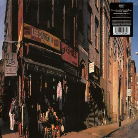 Beastie Boys Pauls Boutique - Ortons Audio:Visual