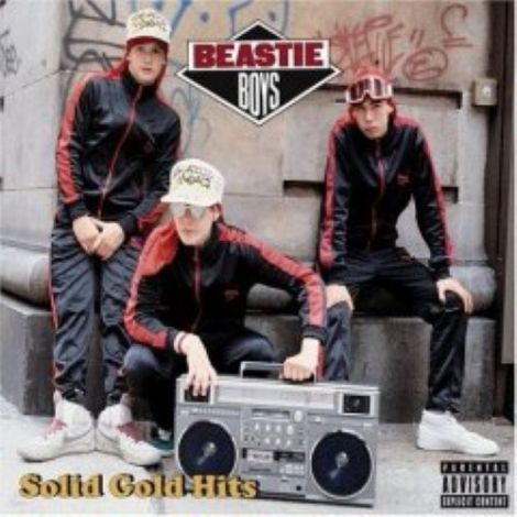 LP Beastie Boys - Solid Gold Hits - Ortons AudioVisual