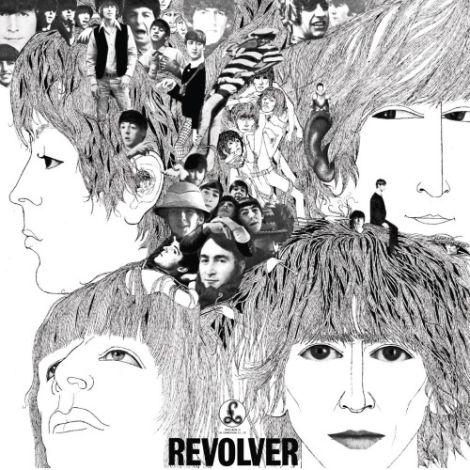 LP Beatles / Revolver - Ortons AudioVisual