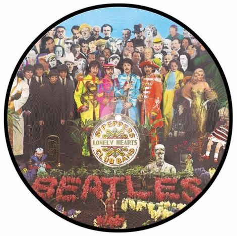 LP Beatles / Sgt.Peppers Lonely Hearts - Ortons Audio:Visual