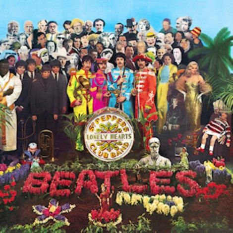 LP Beatles / Sg.Peppers Lonely Hearts - Ortons AudioVisual