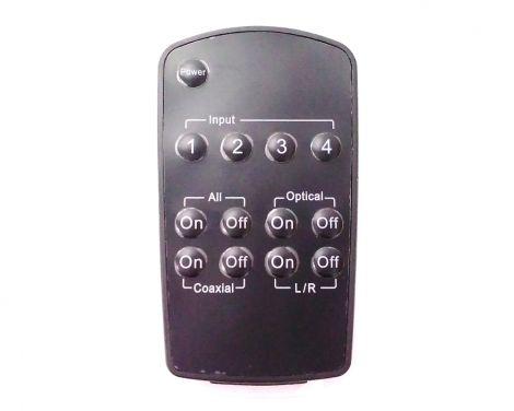 Blustream REMOPT Remote Control - Ortons AudioVisual
