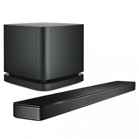 Bose Soundbar 500 & Bass Module 500 - OrtonsAudioVisual